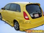 Пороги для Suzuki Aerio 03-06 Drifter Duraflex