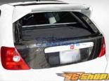 Карбоновый багажник для Honda Civic 02-05 стандартный