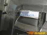 Карбоновый капот C-1 на Subaru Impreza 2002-2003