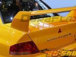 Спойлер для Mitsubishi Evolution 8 2002-2007 Evo 7 Duraflex