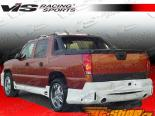 Пороги для Chevrolet Silverado 2003-2006 Outcast