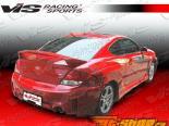 Задний бампер на Hyundai Tiburon 2003-2006 Rally