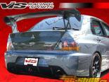 Задний бампер на Mitsubishi Evolution 8/9 2003-2007 MR