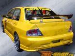 Задний бампер на Mitsubishi Evolution 8/9 2003-2007 Tracer