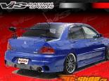 Задний бампер для Mitsubishi Evolution 8/9 2003-2007 Wings