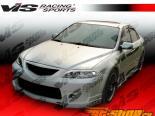 Пороги на Mazda 6 2003-2007 Techno R 2