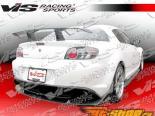 Обвес по кругу на Mazda RX8 2003-2007 A Spec