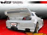Аэродинамический Обвес для Mazda RX8 2003-2007 J Speed