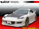 Пороги для Mazda RX8 2003-2007 J Speed