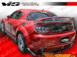 Спойлер на Mazda RX8 2003-2007 Magnum Карбон