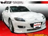 Пороги для Mazda RX8 2003-2007 V Spec
