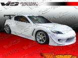 Пороги на Mazda RX8 2003-2007 V Speed