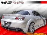 Спойлер на Mazda RX8 2003-2007