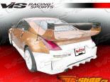 Задний бампер для Nissan 350Z 2003-2007 Fuzion