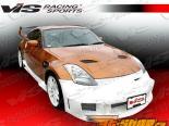 Аэродинамический Обвес на Nissan 350Z 2003-2007 Fuzion