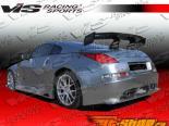 Задний бампер на Nissan 350Z 2003-2007 Ravage