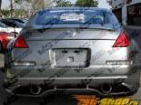 Задняя губа для Nissan 350Z 2003-2007 Spike