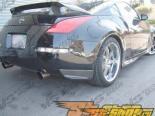 Задний бампер для Nissan 350Z 2003-2007 Techno R