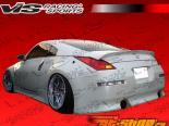 Задний бампер на Nissan 350Z 2003-2007 V Speed
