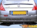 Задняя губа для Nissan 350Z 03-08 Spirit Duraflex