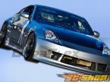 Аэродинамический Обвес для Nissan 350Z 03-08 V-Speed Duraflex