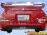Задняя губа для Nissan 350z 2003-2008 W-1 Duraflex