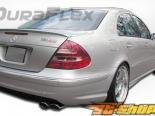 Задний бампер для Mercedes W211 07-09 AMG Duraflex