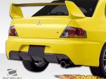 Задний бампер на Mitsubishi Evolution 8/9 03-07 MR Duraflex