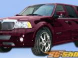 Передний бампер на Lincoln Navigator 2003-2006 Platinum Duraflex