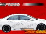 Пороги для Honda Accord 2004-2007 J Speed Полиуретан