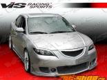 Пороги для Mazda 3 2004-2008 TSC 3