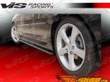 Пороги для Mazda 3 2004-2008 A Spec