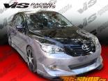 Пороги для Mazda 3 2004-2008 Viper