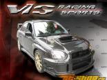 Карбоновый капот для Subaru Impreza WRX 2004-2005 V Line Стиль