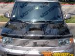 Карбоновый капот для Scion XB 2004-2006  Techno R Стиль