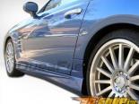 Пороги на Chrysler Crossfire 04-08 AMG Duraflex