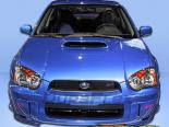 Передний бампер для Subaru Impreza 2004-2005 STI Duraflex