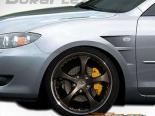 2004-2009 Mazda3 Седан GT Concept Крылья