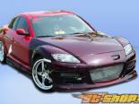 Обвес по кругу для Mazda RX-8 04-08 GT Duraflex