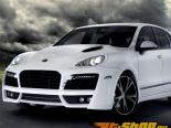 TechArt Aero Engine капот Matte Карбоновый Porsche Cayenne 958 11-14