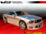 Дверные панели на Ford Mustang 2005-2008 Burn Out