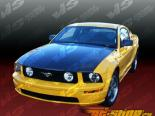 Карбоновый капот для Ford Mustang 2005-2008 стандартный Стиль
