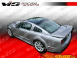 Спойлер на Ford Mustang 2005-2008 Stalker