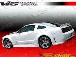 Спойлер на Ford Mustang 2005-2008 TSW
