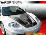 Карбоновый капот GTM для Ferrari F430 2005-2009