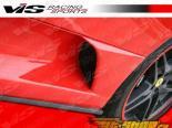 Пороги на Ferrari F430 2005-2009 стандартный Карбон