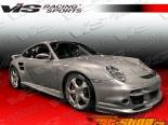 2005-2011 Porsche 997 2 двери Turbo Стиль передний  бампер with optional A Tech Передняя губа