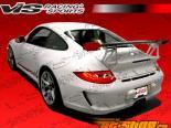 Задний бампер D3 RS для Porsche Boxster 987 2005-2012