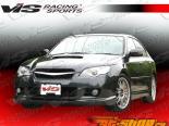Решётка радиатора на Subaru Legacy 2008-2009 Wings