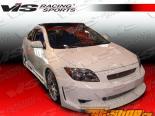 Передний бампер на Scion TC 2005-2009 K Speed